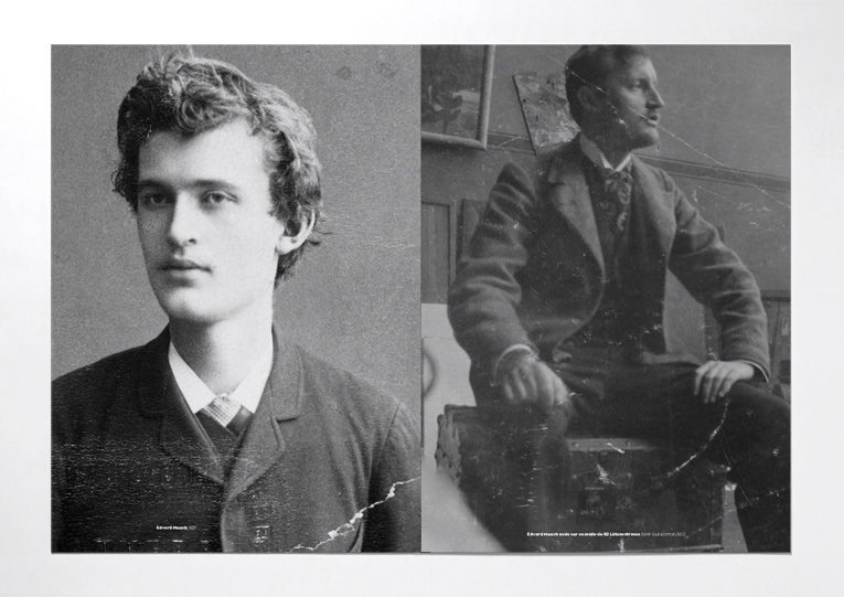 Edvard Munch ou l'anti-cri