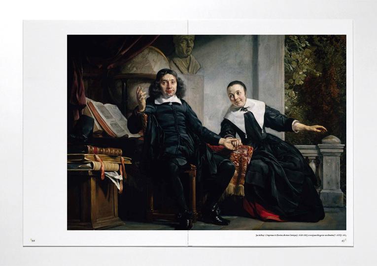 L'âge d'or Hollandais : de Rembrandt à Vermeer